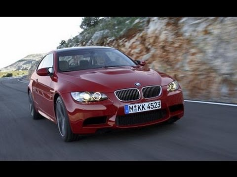 2008 BMW M3 Coupe - CAR and DRIVER