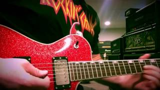 Knaggs SSC2 Red Sparkle