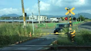 【JR九州 筑豊本線・鹿児島本線(福北ゆたか線)】直方→黒崎 2020.9.3