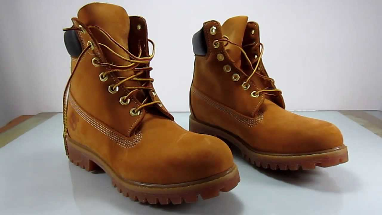 a9c1989be0 Timberland Premium 6 Inch 10061 - Yellow Boots
