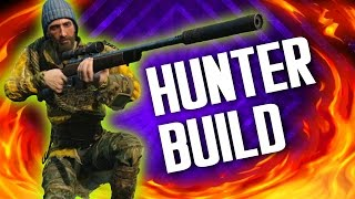 Fallout 4 Builds - The Hunter - Ultimate Stalking Build