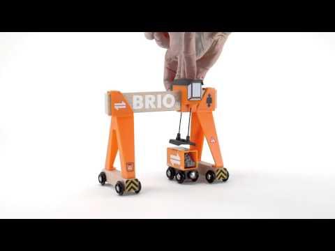 Brio Portaal kraan 33732
