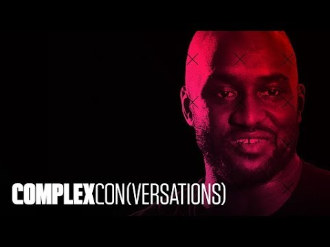 Virgil Abloh and Takashi Murakami Talk About Merging Design and Fashion | ComplexCon(versations)