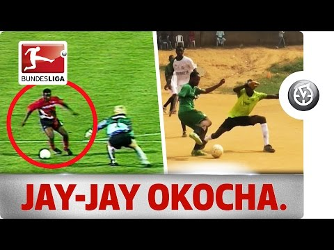 Okocha's Famous Goal Against Oliver Kahn Recreated
