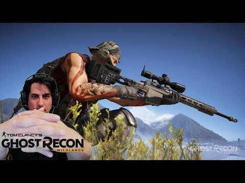 PS4 GHOST RECON: WILD LANDS GOLD EDITION WHOLE MAP FLY OVERWEAPONS DLC UNLOCKS HUNT AND GRIND