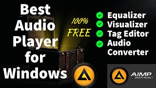 Best Audio Player for Windows   AIMP Player   aimp player review (Not Sponsored) screenshot 4