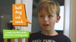 Teach Your Monster to Read: 'Feed the Monster' tabletop phonics game