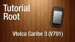 Tutorial: Root - Vtelca Caribe 3 (V791)