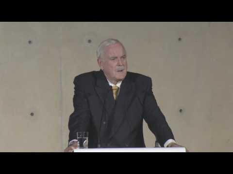John Cleese Rose d'Or Lifetime Achievement Speech