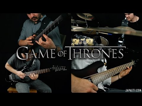 Game of Thrones - Rock / Metal Band Cover