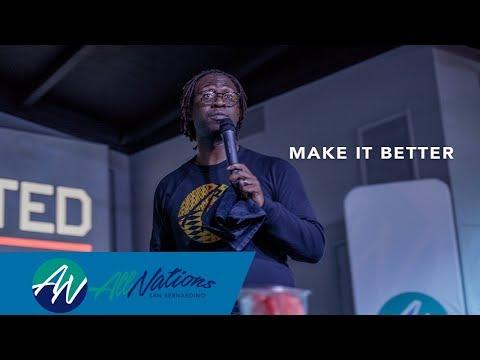 Enlisted | Make It Better | Sherman Dumas