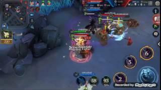 3 Arkadaş Oyun Oynuyor| Strike of Kings w/Yaso,Seko #1