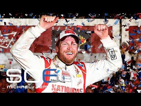 Marty Smith On Dale Earnhardt Jr.'s Contribution To NASCAR   SC6   April 25, 2017