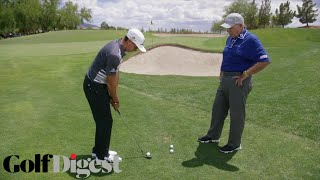 Fix The Gaps In Your Game: The Short Shot Over Sand