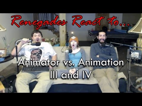 Renegades React to... Animator vs. Animation III and IV
