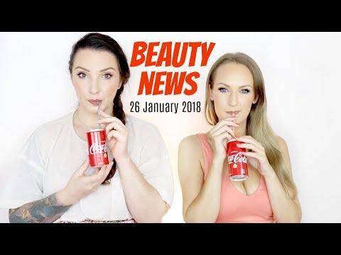 BEAUTY NEWS - 26 January 2018