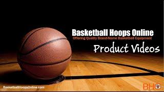 First Team Titan™ In Ground Adjustable Basketball Goal