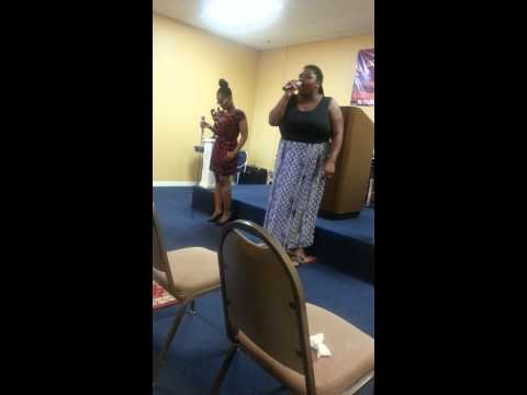Praise and Worship Divine Purpose Life Changing Ministries