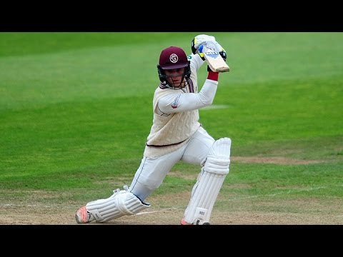 Somerset on top after Abell masterclass - Lancs v Somerset, Day One