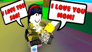 GETTING ADOPTED BY A FAMILY! (Roblox Adopt Me)