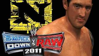 Smackdown Vs Raw 2011: Wade Barrett DLC-2  w/ NXT Arena (Gameplay/Commentary)