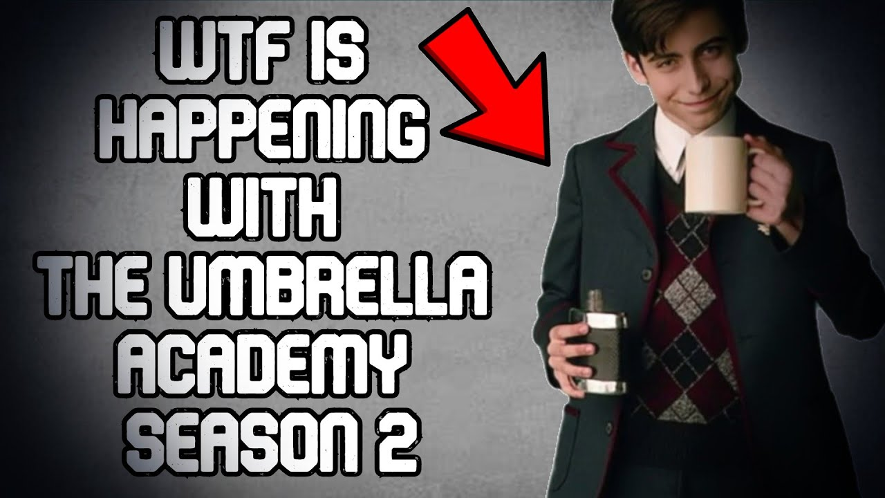 WTF Is Happening With The Umbrella Academy Season 2? | The ...