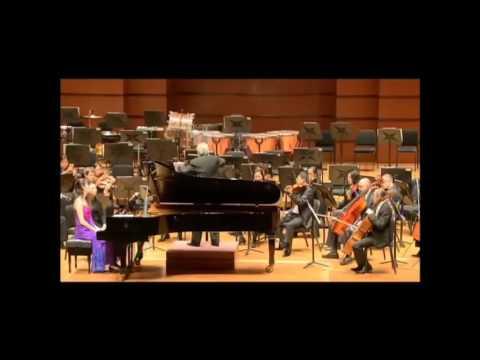 Elisaveta Blumina plays Shostakovitch Piano Concerto N 1