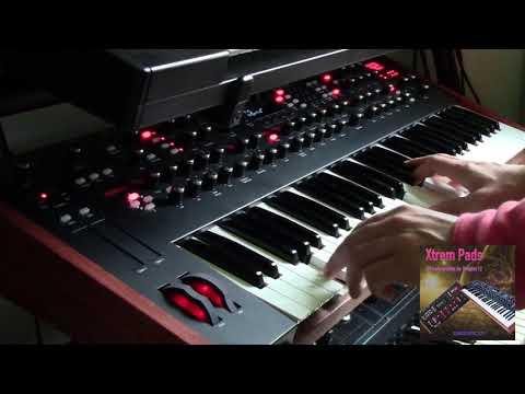 "Prophet 12 ""Xtrem Pads"" soundbank Part I"