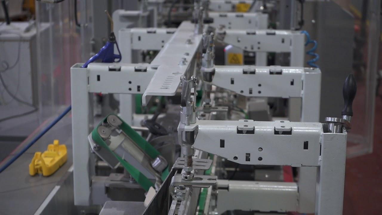 Corporate film // Policolor factory