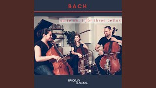 Cello Suite No. 1 in G Major, BWV 1007: I. Prelude (feat. Cicely Parnas, Patrick Laird &...