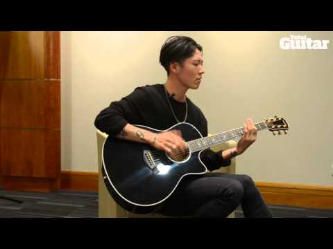 Me And My Guitar interview with Miyavi