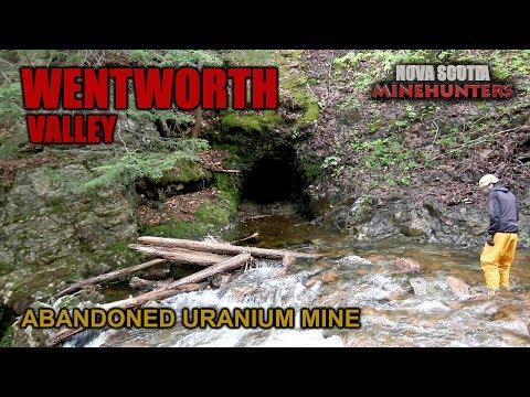 Ep.39 Wentworth Valley URANIUM MYSTERY MINE