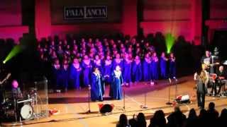 Free Voices Gospel Choir - concerto 12/12/14 - Chivasso - 1
