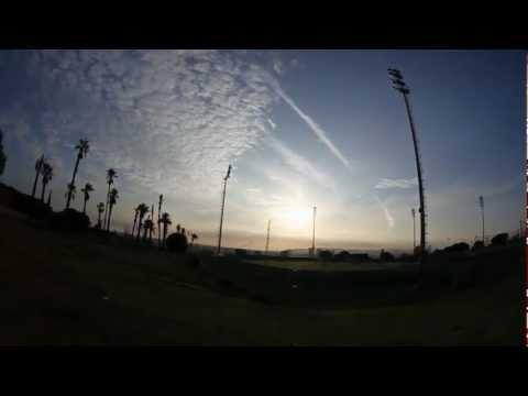 Canon EOS 5D Mk II Video Preview Using Zenitar Fisheye 16 Mm