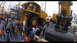 240 Tons Dump Truck + 400 Tons Excavator