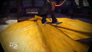 Skate 2 /  Books Grind