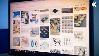 """""""Кругозор"""" - образовательный проект. Промо ролик.   Профессия промышленный дизайнер."""