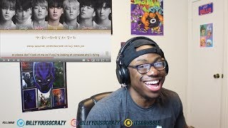 iKON - 'I'M OK' REACTION! WOOOW THIS SONG IS SOOOO DEEP! **FIRST TIME HEARING**