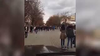 Алексей Панин на Gelandewagen проехал по пешеходной зоне в Саратове
