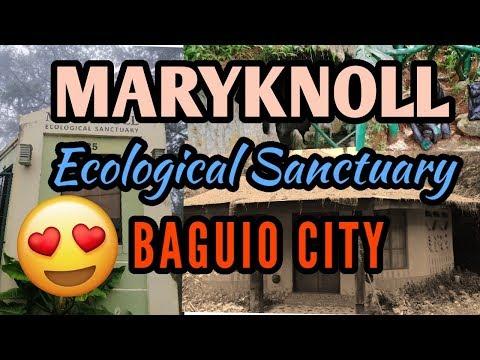 Maryknoll Ecological Sanctuary | Baguio City