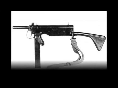 Rare British & Commonwealth Submachine Guns of World War II
