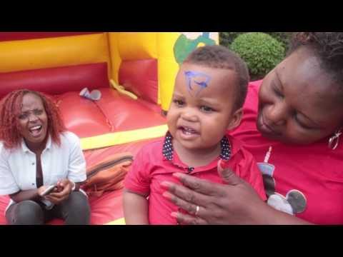 "Baby Dylan""s 1st Birthday Party"