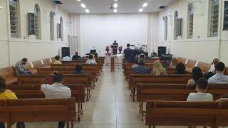 Salmos 69.19-29 - Texto do Estudo Bíblico de Quinta-feira - 08/04/2021 - Rev. Anatote Lopes