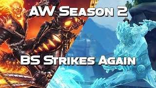 Alliance War vs CWIII - BS Strikes Again - Marvel Contest Of Champions