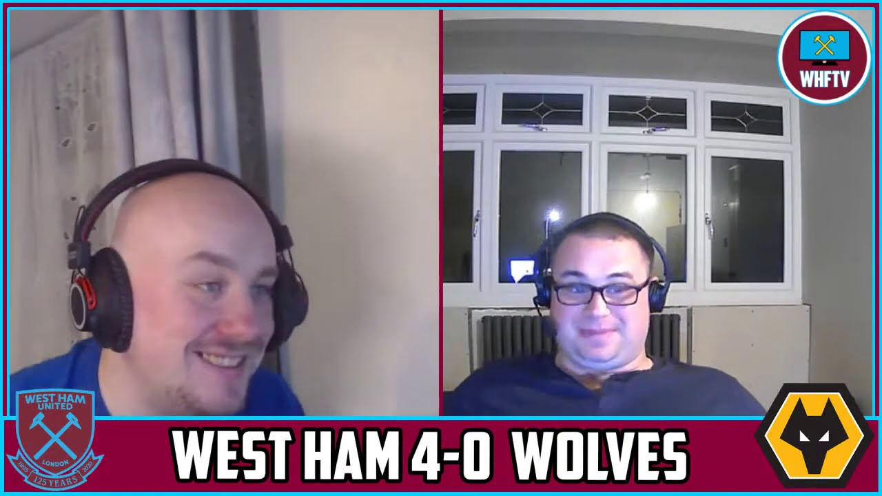 "Download West Ham 4-0 Wolves ""Cresswell Kept Traore Quiet!"""