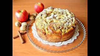 Бесподобный Пирог из «розочек» с Вкуснейшей Начинкой