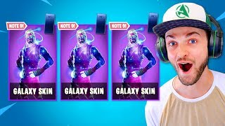 Fortnite GALAXY skin GIVEAWAY!