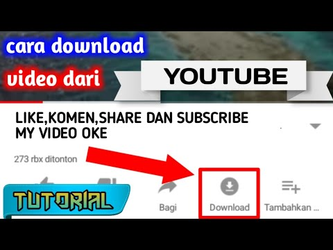 aplikasi buat download video dari youtube