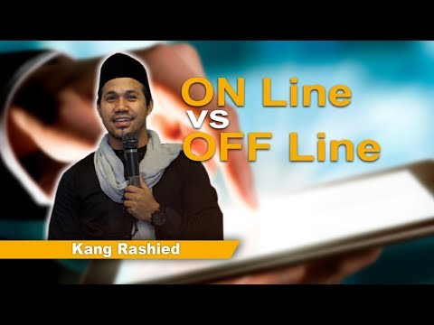 KANG RASHIED -  ONLINE VS OFFLINE
