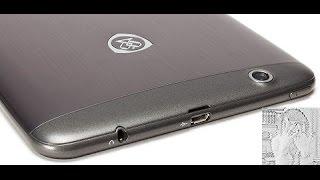 Prestigio MultiPad 7.0 Prime Duo: unboxing